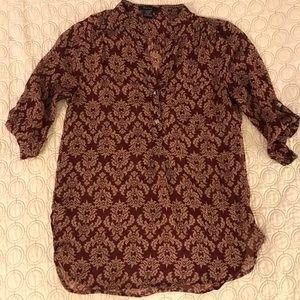 Tops - Semi sheer blouse
